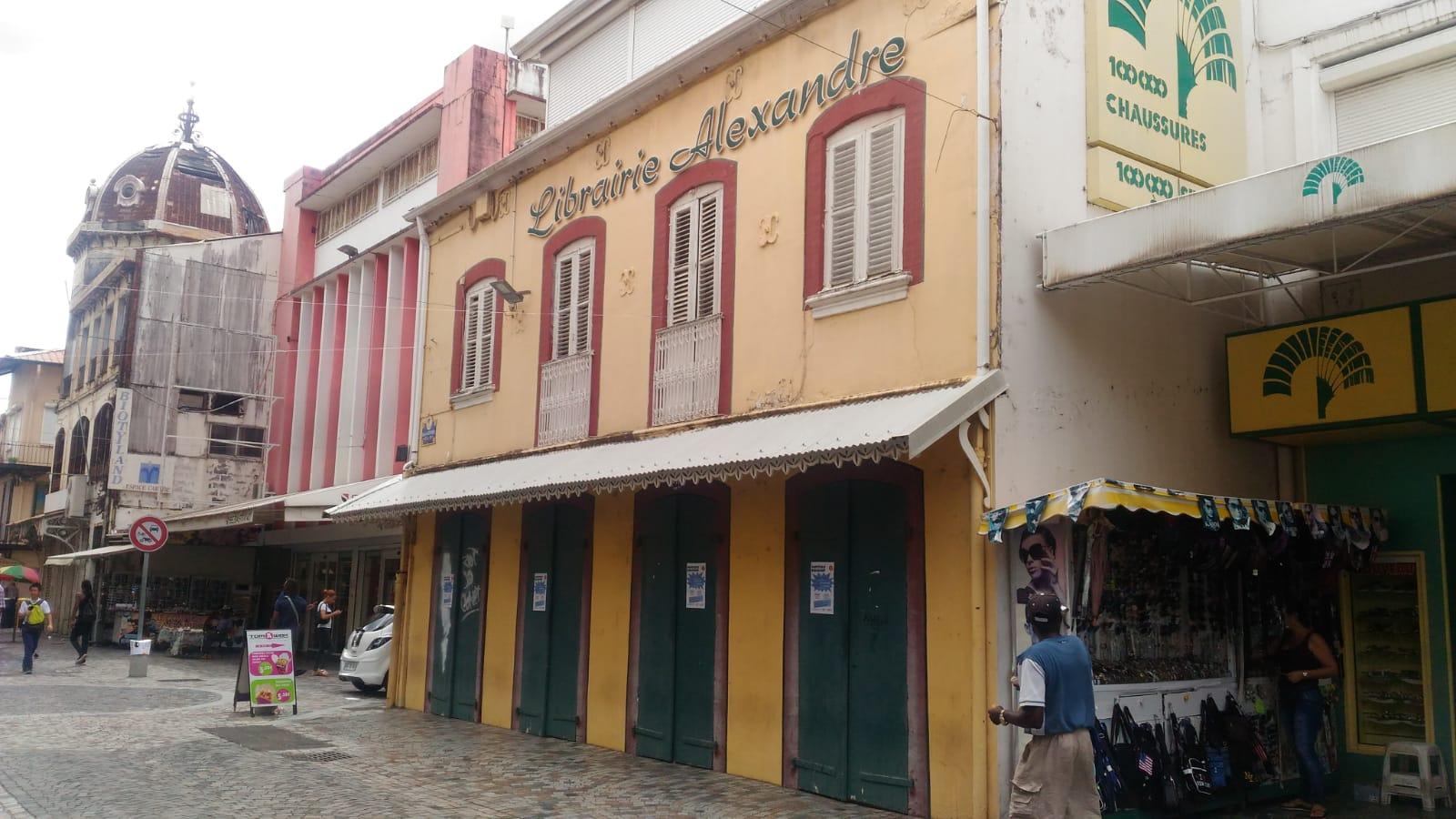 Librairie Alexandre - Martinique Enchères