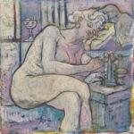 IMG_1556 La liseuse - Luis PANNIER