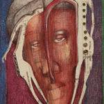 IMG_1593 Mozaik Mask V - Marie-Denise DOUYON