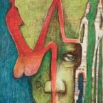 IMG_1597 Mozaik Mask IX - Marie-Denise DOUYON