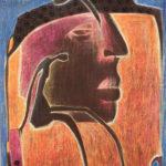 IMG_1599 Mozaik Mask II - Marie-Denise DOUYON