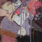 IMG_1622 le bouquet de violettes - Carine HAYOT
