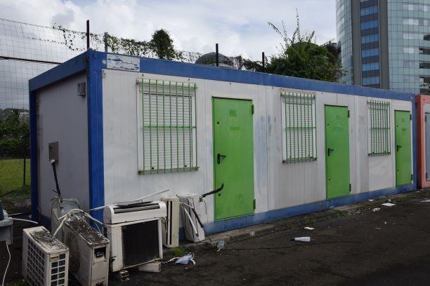 Algeco Bureau